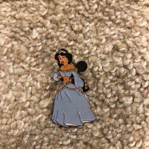 Princess Jasmine pin